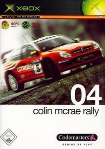 Colin McRae Rally 04 (deutsch) (Xbox)