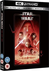 Star Wars - Episode 8: The Last Jedi (4K Ultra HD) (UK)