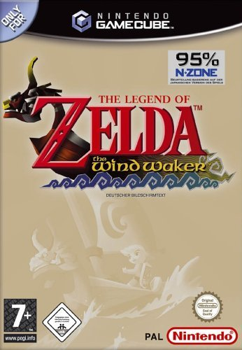 The Legend of Zelda: The Wind Waker (deutsch) (GC) -- via Amazon Partnerprogramm
