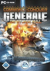 Command & Conquer: Generäle - Die Stunde Null (Add-on) (niemiecki) (PC)