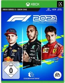 F1 2021 (Xbox SX)