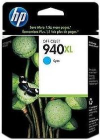 HP ink 940 XL cyan (C4907AE)