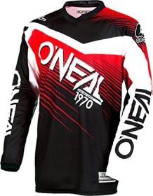 O'Neal Element Racewear Trikot langarm schwarz/rot (Herren) (E001-30)