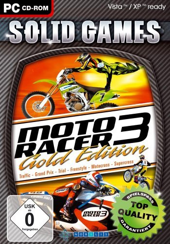 Moto Racer 3 Gold (niemiecki) (PC) -- via Amazon Partnerprogramm