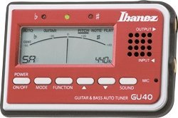 Ibanez GU40 tuner (various colours)