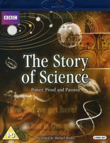 BBC: The Story Of Science (Blu-ray) (UK)