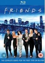 Friends Box (Season 1-10) (Blu-ray) (UK)