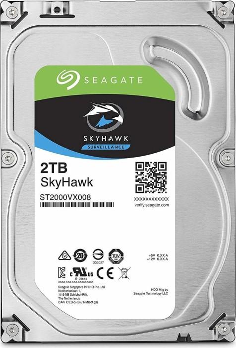 Seagate SkyHawk 2TB, SATA 6Gb/s (ST2000VX008)