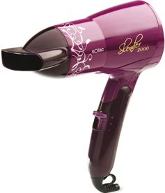 Solac SV7010 travel hair dryer
