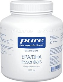 Pure Encapsulations EPA/DHA essentials, 180 Stück