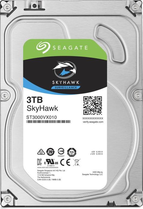 Seagate SkyHawk 3TB, SATA 6Gb/s (ST3000VX010)