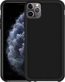 Pedea Liquid Silicone Case für Apple iPhone 11 Pro schwarz (50160824)