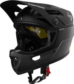 Sweet Protection Arbitrator MIPS Helm matte black/natural carbon (845073-MBKNC)