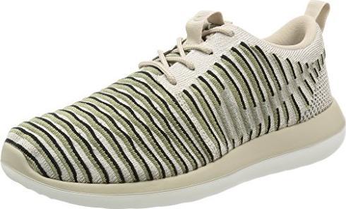 483aa7ca5f Nike Roshe Two Flyknit string/neutral olive/black (ladies) (844929 ...