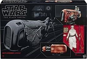 Hasbro Star Wars Black Series Rey & Speeder (C1427)