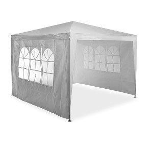 Kika Seitenteile für Garten-Pavillon