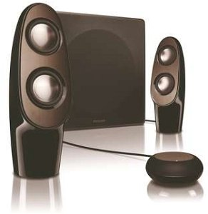 Philips SPA7360, 2.1 system