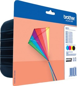 Brother Tinte LC223 Value Pack (LC223VALBPDR)