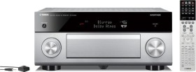 Yamaha RX-A 2060 (titan)<br>the high-class 9.2 AVENTAGE AV-Receiver with a Sabre ESS D/A converter supports Dolby Atmos and DTS:X. Er offers latest HDMI, HDR Video and one expanded colour gamut BT.2020. Dank ..