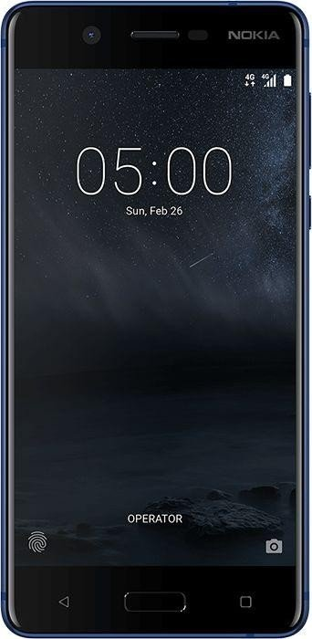 Nokia 5 Single-SIM blau