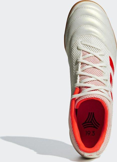 471326385 adidas Copa 19.3 IN Sala off white solar red gum m1 (men) (D98065 ...