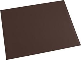 Läufer Durella 52x65cm Schreibunterlage, braun (40652)