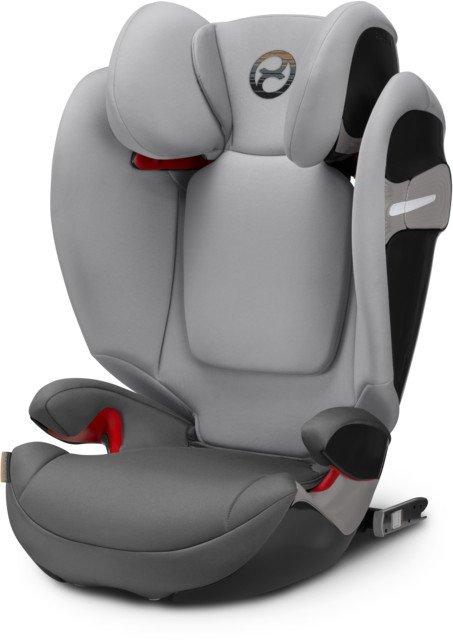 cybex solution s fix manhattan grey 2018 ab 189 95 2019. Black Bedroom Furniture Sets. Home Design Ideas