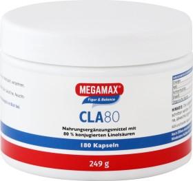 Megamax CLA80 Kapseln, 180 Stück