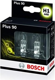 Bosch Plus 90 H1 55W, 2er-Pack