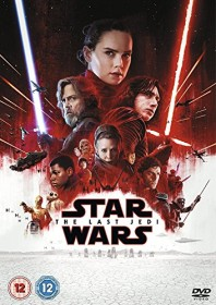 Star Wars - Episode 8: The Last Jedi (DVD) (UK)
