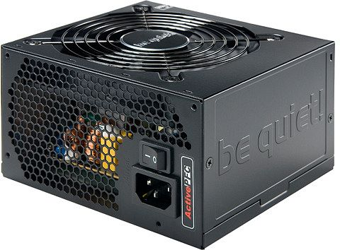 be quiet! System Power S6 80Plus 550W ATX 2.2 (S6-SYS-UA-550W/BN091)