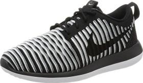 Nike Roshe Two Flyknit black/white/cool grey (Damen) (844929-001)