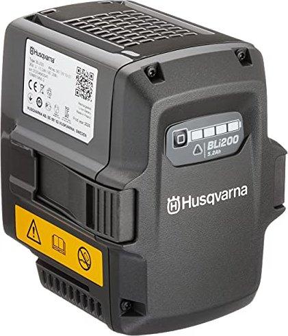 Husqvarna Werkzeug-Akku Bli 200 36V, 5.2Ah, Li-Ionen (967 09 19-01) -- via Amazon Partnerprogramm