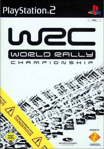 World Rally Championship 2001 (German) (PS2) -- via Amazon Partnerprogramm