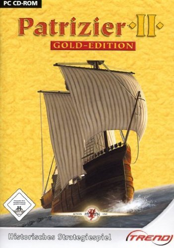 Patrizier 2 - Gold Edition (niemiecki) (PC) -- via Amazon Partnerprogramm