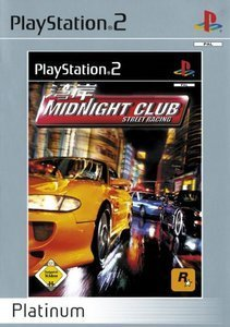 Midnight Club Street Racing (niemiecki) (PS2)