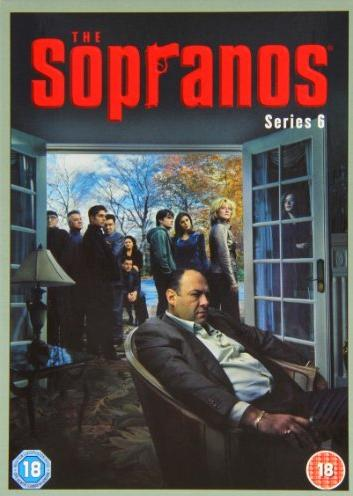 The Sopranos Season 6.1 (UK) -- via Amazon Partnerprogramm
