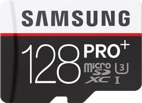 Samsung PRO+ R95/W90 microSDXC 128GB Kit, UHS-I U3, Class 10 (MB-MD128DA/EU)