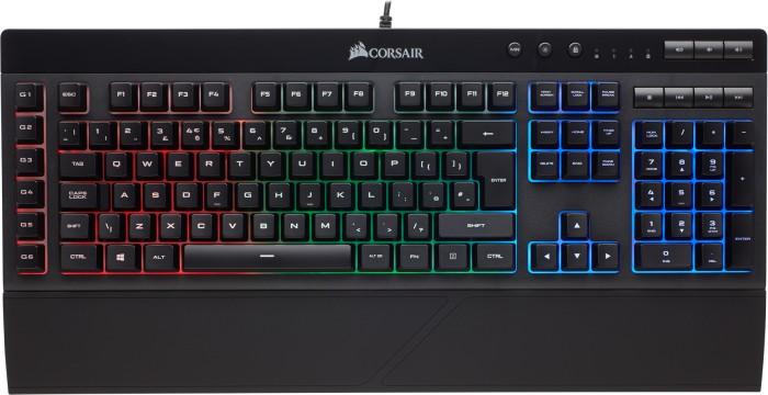 Corsair Gaming K55 RGB, USB, UK (CH-9206015-UK) from £ 39 00