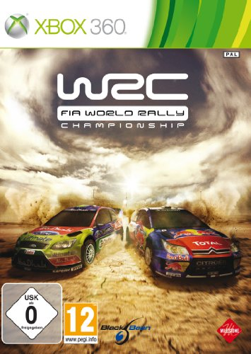 WRC - World Rally Championship (deutsch) (Xbox 360) -- via Amazon Partnerprogramm