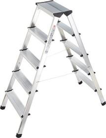 Hailo L90 2-piece. stepladder 2x 5 stages (8655-001)
