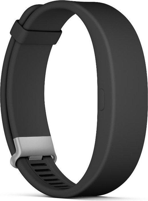 Sony SmartBand 2 SWR12 Aktivitäts-Tracker schwarz
