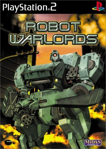 Robot Warlords (German) (PS2) -- via Amazon Partnerprogramm