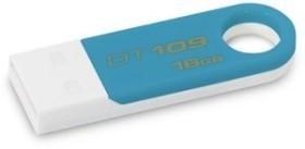 Kingston DataTraveler 109 blau 16GB, USB-A 2.0 (DT109B/16GB)