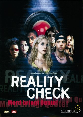 Reality Check - Mord bringt Quote -- via Amazon Partnerprogramm