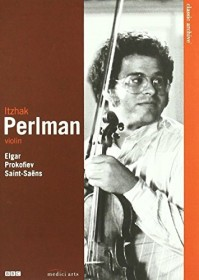 Itzhak Perlman - Violinkonzerte (DVD)