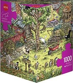 Heye Puzzle Simon's Cat Garden Adventures (29933)