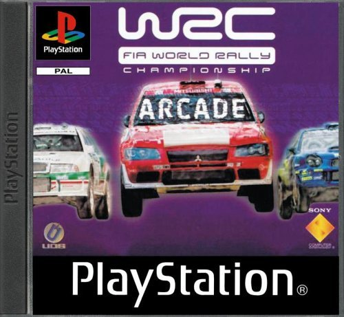 WRC - World Rally Championship (deutsch) (PC) -- via Amazon Partnerprogramm