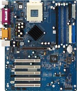 Shuttle AN35N-400, nForce2 400 [PC-3200 DDR]