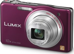 Panasonic Lumix DMC-SZ1 purple